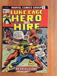 Luke Cage, Hero for Hire Vol 1 #14