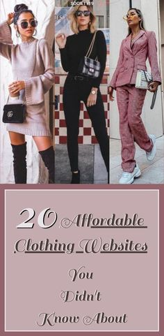 aa09b910b07 20 Affordable Clothing Websites You Didn t Know About - Society19 Cheap  Clothing Websites