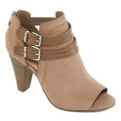 abcd5ddc8427 Dress All Women s Shoes for Shoes - JCPenney. Open Toe ShoesRubber ShoesLiz  ClaiborneAnkle StrapBootie ...