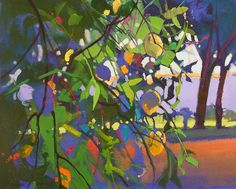 Stephen Quiller Lemon Tree, Terra Rosa