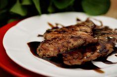Filé ao Vinagre Balsâmico é super simples de preparar e uma ótima dica para o almoço ou então jantar! Confira o passo a passo de Filé ao Vinagre Balsâmico.