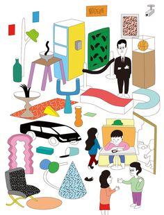 Modern World - Summer House