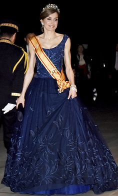 La reina Letizia, en su visita de Estado a Japón
