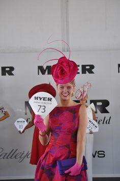 Fashion on the Australian Racecourse, Magic Millions 2015 Race Day Fashion, Races Fashion, Race Day Outfits, Dresses For The Races, Spring Racing Carnival, Pin Up Looks, Race Wear, Races Style, Wedding Fascinators