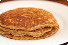 Endometriosedieet recept: pannenkoeken met havermout en appelmoes