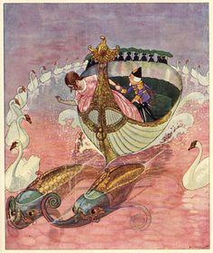 para El cascanueces y el Rey Ratón, de Hoffmann (1924) 1
