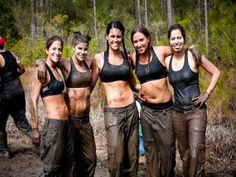 MS Mud Run 2010