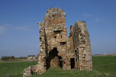 Ballinbreich Castle is a ruined tower house castle in Fife, Scotland. The castle was built in the 13th century by Clan Leslie. It is a three storey L-plan castle that overlooks the Firth of Tay.