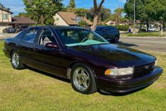 This 1996 Chevrolet Impala SS perfectly combines performance and luxury in a package with 78k original miles on the clock. #Chevrolet, #ImpalaSS