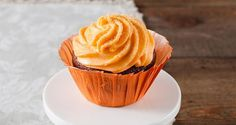 Pumpkin Lovers Cupcake