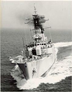 "Type 61 Frigates ""Salisbury Class"""