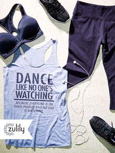 Discover Stylish Fitness Apparel & Gear at prices up to 70% Off! Everything you need to feel and look your best while working out! At zulily you'll find something special every day of the week!