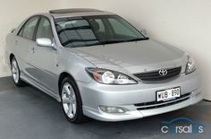 2002 Toyota Camry Sportivo