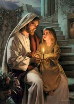 Official website of The Church of Jesus Christ of Latter-day Saints. Find messages of Christ to uplift your soul and invite the Spirit. Arte Lds, Simon Dewey, John Dewey, Pictures Of Christ, Pictures Of God, Lds Art, Religion Catolica, Saint Esprit, Light Of The World