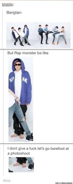 Rapmon be cool like that B) | allkpop Meme Center