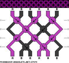 6 strings 4 rows 2 colors