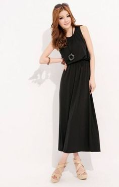Black Durable Modeling Women's Clothing Clothes, Shoes & Accessories Intelligent Ladies Lounge Wear