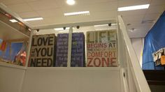 More love and life on signs.