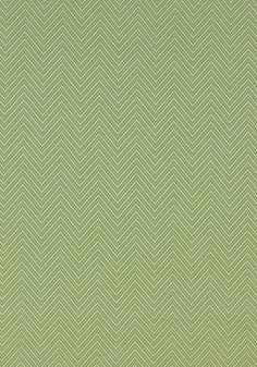 Haven Herringbone #indoor #outdoor #fabric in #kiwi from the Portico collection. #Thibaut