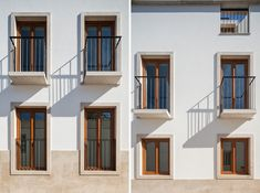 collective housing by vitor vilhena arquitectura revamps city block in portugal