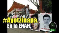 #Ayotzinapa: Encuentro solidario de padres y estudiantes de la Normal Rural de Ayotzinapa con estudiantes de la ENAH