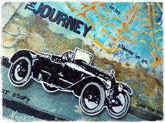 macarena-creativa: Road Trip