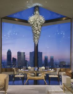 Ty Warner Penthouse, Four Seasons, New York. Only $34,000 a night!