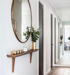 Elegant Hall Decorating Ideas