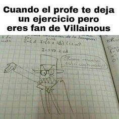Read from the story Memes de Villainous/Villanos by with 108 reads. Best Memes, Funny Memes, Dr Flug, Sebaciel, Bad Puns, Cartoon Gifs, Creepypasta, Steven Universe, Fnaf