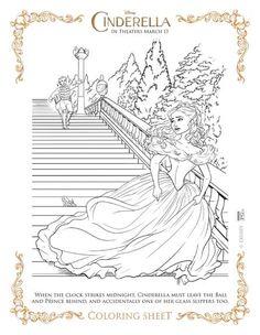 Disney @Cinderella Free Printables