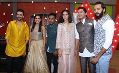"""The dapper, Riteish Dekhmukh, and Nargis Fakhri has kick start the promotional junket of their upcoming flick, """"Banjo"""" and what would be better than to start it with the kids on The Voice India.#Bollywood #Movies #TIMC #TheIndianMovieChannel #Entertainment #Celebrity #Actor #Actress #Director #Singer #IndianCinema #Cinema #Films #Magazine #BollywoodNews #BollywoodFilms #video #song #hindimovie #indianactress #Fashion #Lifestyle #Gallery #celebrities"""