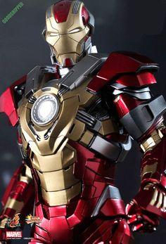 Ironman 3 - Tony Stark Mark XVII Heartbreaker   eBay