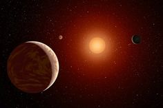 10 Billion Earth-Like Planets May Exist in Our Galaxy... About 40 percent of red dwarf stars may have Earth-sized planets orbiting them that have the right conditions for life. The new estimate comes from a team of astronomers using the European Southern Observatory's HARPS planet-hunting telescope to look at a sample of 102 nearby red dwarfs over a six-year period. ... #Space #Universe #SolarSystem  #Hubble #Galaxy