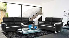 Sofa phòng khách đẹp SPK26 với màu đen của chất liệu da cao cấp thể hiện vị thế của gia chủ. Sản phẩm được bảo hành 5 năm và tặng ngay 1 bộ gối ôm sofa. http://solohaplaza.com.vn/sofa/sofa-phong-khach