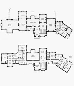 Hearst Castle Mansions Floor Plans To Hearst Castle