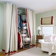 1000 Images About Temp Closet On Pinterest Closet Solutions Closet And Sliding Doors