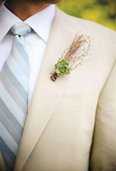 Carissa and Brian in Malibu, CA : Wedding Flowers Gallery : Brides