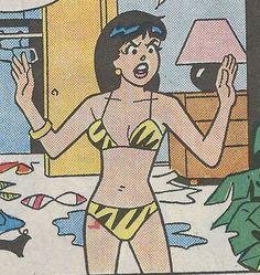 Sexy Ladies of Archie Comics Dan Decarlo, Betty And Veronica, Archie Comics, Golden Age, Cartoon Art, Weird, Sexy Women, Cartoons, Comic Books
