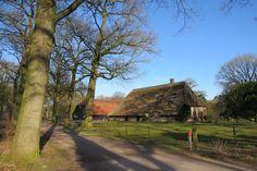 2015-03-08 Mooie oude boerderij op landgoed Eerde, kenmerkend voor deze streek