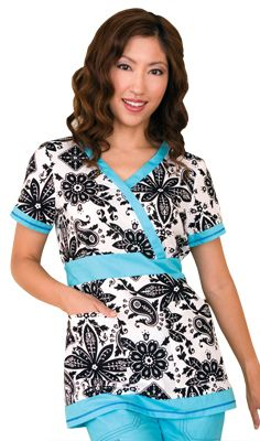 Love this scrub top.