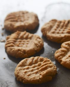 Sugar-Free Peanut Butter Cookies – Recipe Diaries