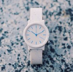 #fatwizard #concrete watch is a simple and lovable piece of design. Get this one on WWW.NOHOWSTYLE.COM