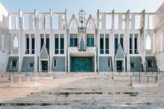 Gio Ponti Taranto_Cocathedral
