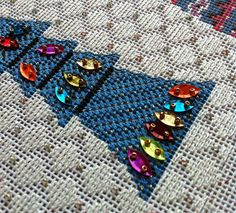It's not your Grandmother's Needlepoint: Ringing in the New Year!