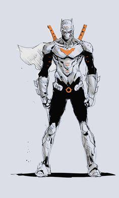 Superhero Characters, Dc Comics Characters, Dc Comics Art, Batman Fan Art, Batman Comic Art, Batman Concept Art, Fantasy Character Design, Character Design Inspiration, Character Art