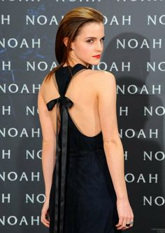 "Emma Watson at the premiere of ""Noah"" - Berlin"