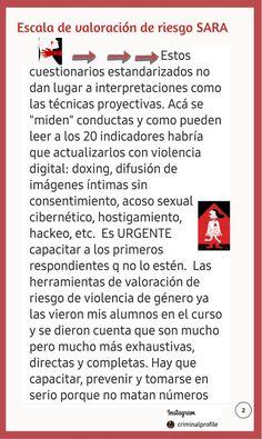 Escala de Valoracion de Riesgo SARA Word Search, Words, Quizes, Buenos Aires, Horse