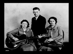The Carter Family- Bury me under the Weeping Willow Tree. - YouTube