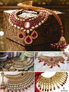 Kundan Indian Wedding Jewellery