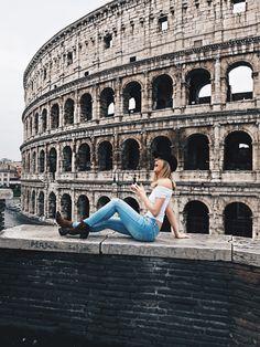 Rome, Italy Follow below! https://www.instagram.com/ryannelizabethh/
